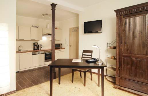 Appartementhaus Am Weiher: Beispiel-Appartement