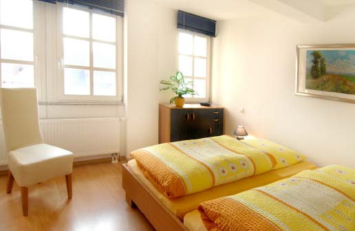 Appartementhaus Am Kirchplatz: Beispiel-Appartement
